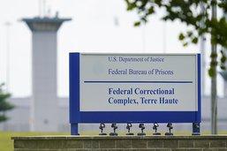 Cinquième exécution fédérale en deux mois aux Etats-Unis