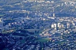 Un Fribourg moins dense et plus vert