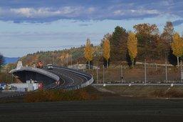 Dix millions de francs pour le réseau routier