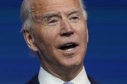 """Biden sonne le """"retour"""" d'une Amérique ouverte sur le monde"""