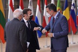 Accord au sommet pour sanctionner Ankara