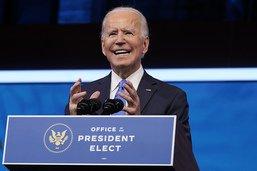 """""""J'ai besoin des deux sénateurs"""" de la Géorgie, lance Joe Biden"""