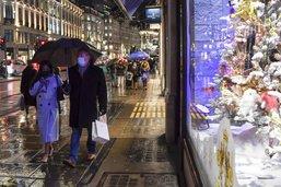 Nouvelles mesures dans les magasins et les restos en vue des fêtes