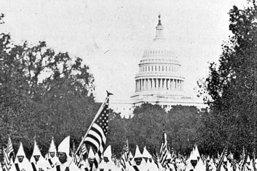 Les vieux fantômes du Ku Klux Klan