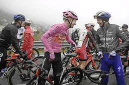 Les coureurs du Giro haussent le ton