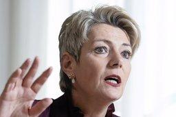 Karine Keller-Sutter: «Des attentes irréalistes»