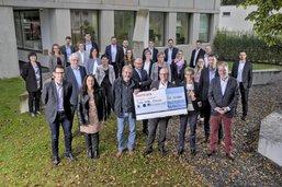 La Raiffeisen fait don de 30 000 francs à cinq associations de la région