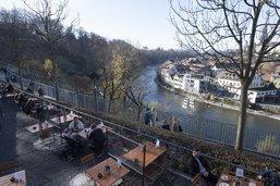 Aller à Berne pour manger au restaurant