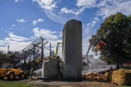 Incendies dans la Broye: prévenu renvoyé devant la justice