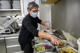 Les restaurateurs se réinventent pour survivre
