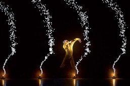Danser à la lueur du pixel