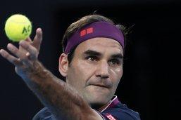 Federer se retire de l'Open d'Australie