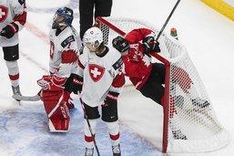 La Suisse battue 10-0 par le Canada