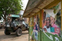 Deux soldats français tués samedi au Mali