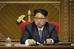 """Kim reconnaît des """"erreurs"""" lors du congrès du parti au pouvoir"""