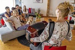 Emotions musicales en petit comité
