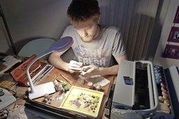 Œuvrer en miniatures