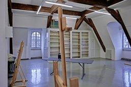 Ouverture d'une résidence d'artiste au MAHF