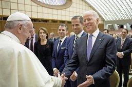 Joe Biden, un catholique très attendu