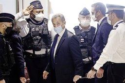Sarkozy condamné à une peine ferme