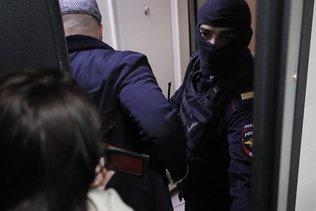 Plusieurs proches de l'opposant russe Navalny placés en détention