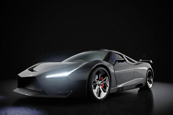 Une hypercar fribourgeoise