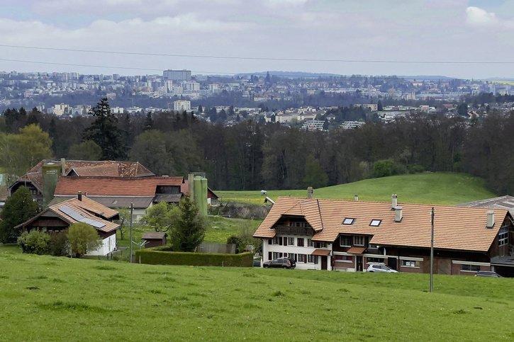 Villarsel-sur-Marly nouveau numéro 1