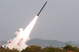 La Corée du Nord lance deux missiles dans la mer du Japon