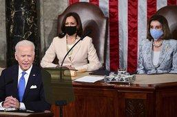 Biden vante réformes et justice économique