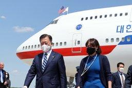 """Biden pour une approche """"pragmatique"""" sur le dossier nord-coréen"""
