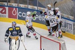 Gottéron termine 3e et affrontera Genève en play-off