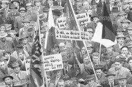 Quand les paysans défilaient à Berne