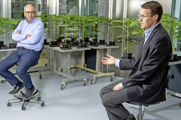 «La chimie a sa place en agriculture»