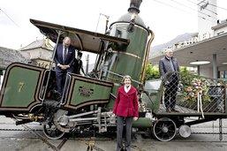 Le petit train du Rigi a 150 ans