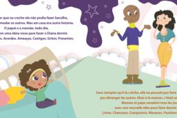Des albums en portugais et français