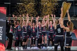 Elfic remporte sa 2e Coupe de Suisse