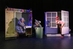 Un soutien au théâtre fribourgeois