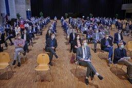 Assermentation des nouveaux conseillers communaux fribourgeois