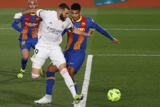 Le Real Madrid s'adjuge le Clasico contre Barcelone