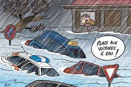 Changement climatique: l'UE souhaite la fin des voitures à essence