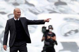 Real Madrid annonce le départ de Zinédine Zidana