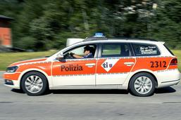 Décès d'un automobiliste après une sortie de route au Tessin