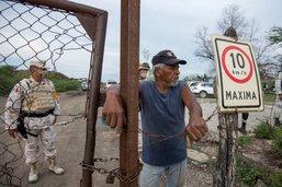 Un corps récupéré dans une mine mexicaine effondrée la veille
