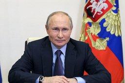 Poutine espère que Biden sera moins impulsif que Trump