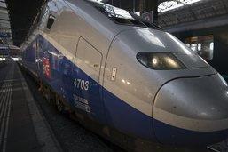 """Marseille: """"individu potentiellement menaçant"""" arrêté dans un TGV"""