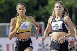 Championnats de Suisse d'athlétisme: après l'émotion, les frissons