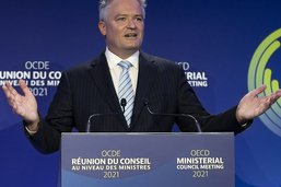 Jour historique à l'OCDE avec un accord sur un système de taxation