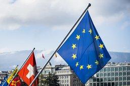 Suisse - UE: Rupture des négociations sur l'accord-cadre