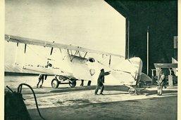 Sur les traces des avions perdus