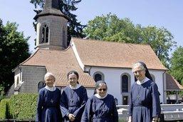 Sœurs de Baldegg, l'adieu à Fribourg